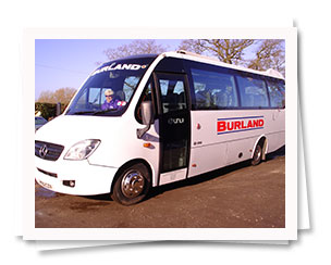 29 Seater Coaches - Exclusive Coach Hire